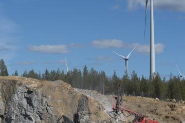 Markbygdens vindpark
