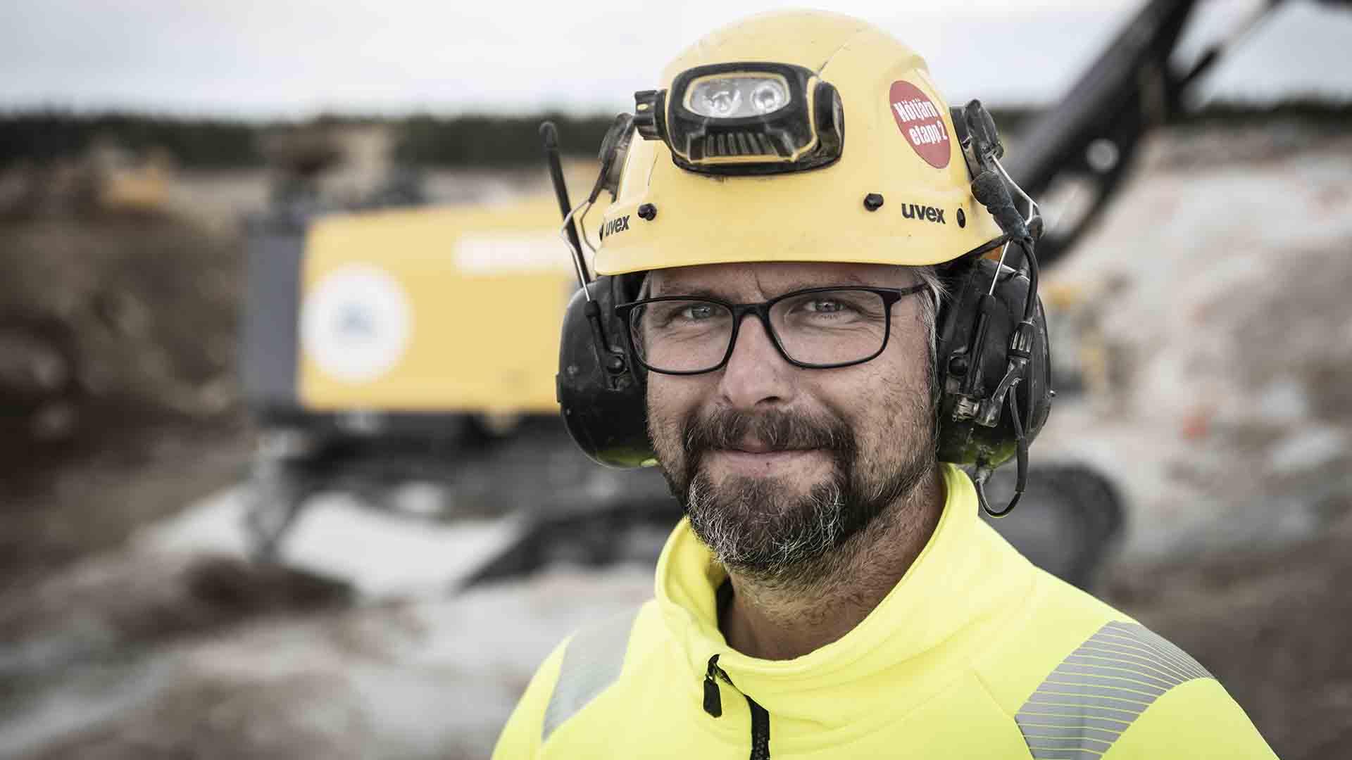 Magnus Jonsson, borrvagnsförare